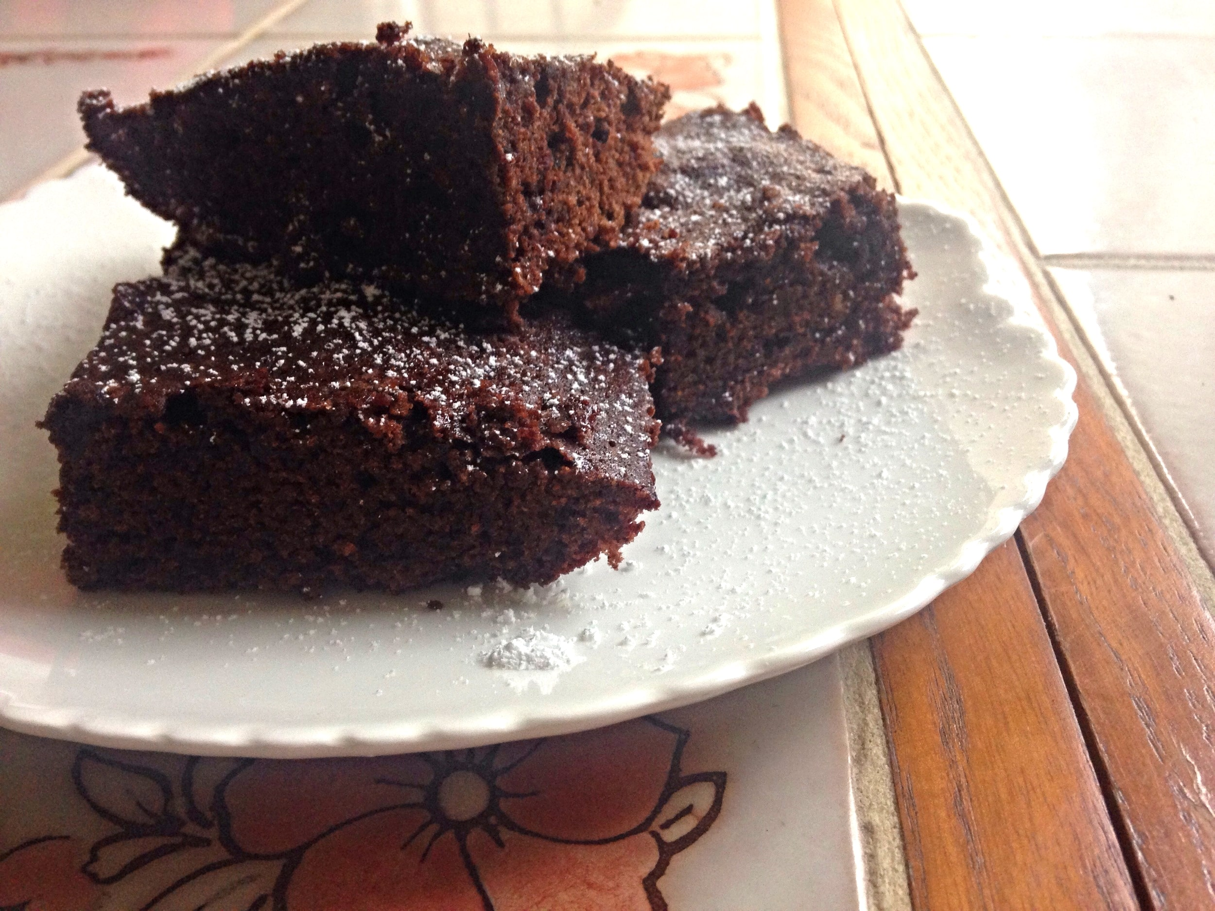 Why I Write About Food + A Recipe for Perfect Brownies