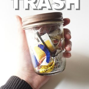 A Year of Trash