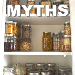Zero Waste Myths