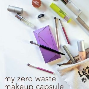 How to Create a Capsule Makeup Collection