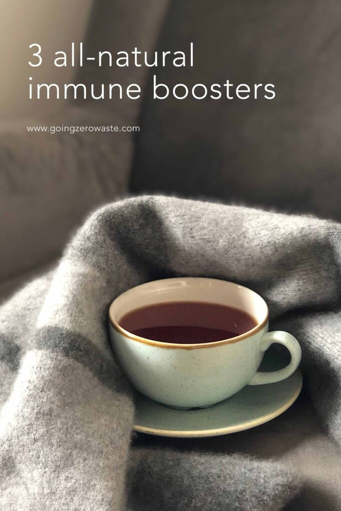 3 Zero Waste Immune Boosters