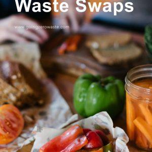 20 Easy Zero Waste Swaps