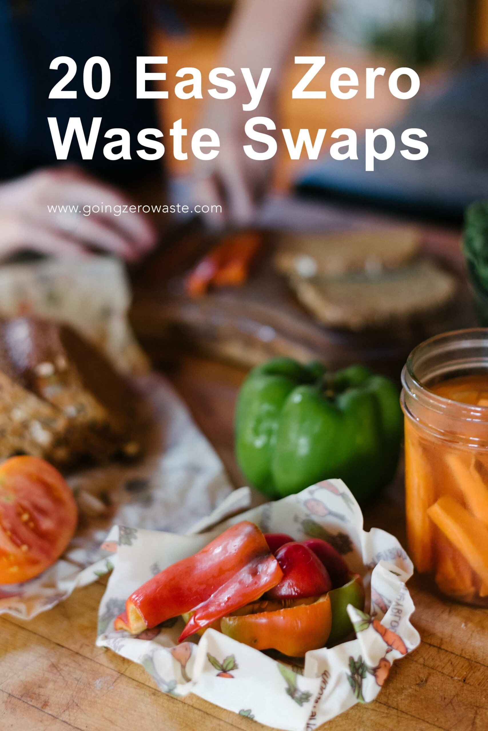 20 Easy Zero Waste Swaps