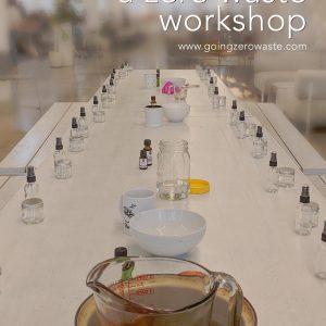 3 Tips for Hosting a Zero Waste Workshop