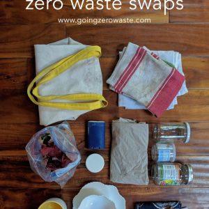 8 FREE Zero Waste Swaps