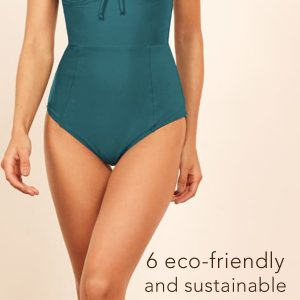 6 Ethical and Sustainable Swimwear Brands