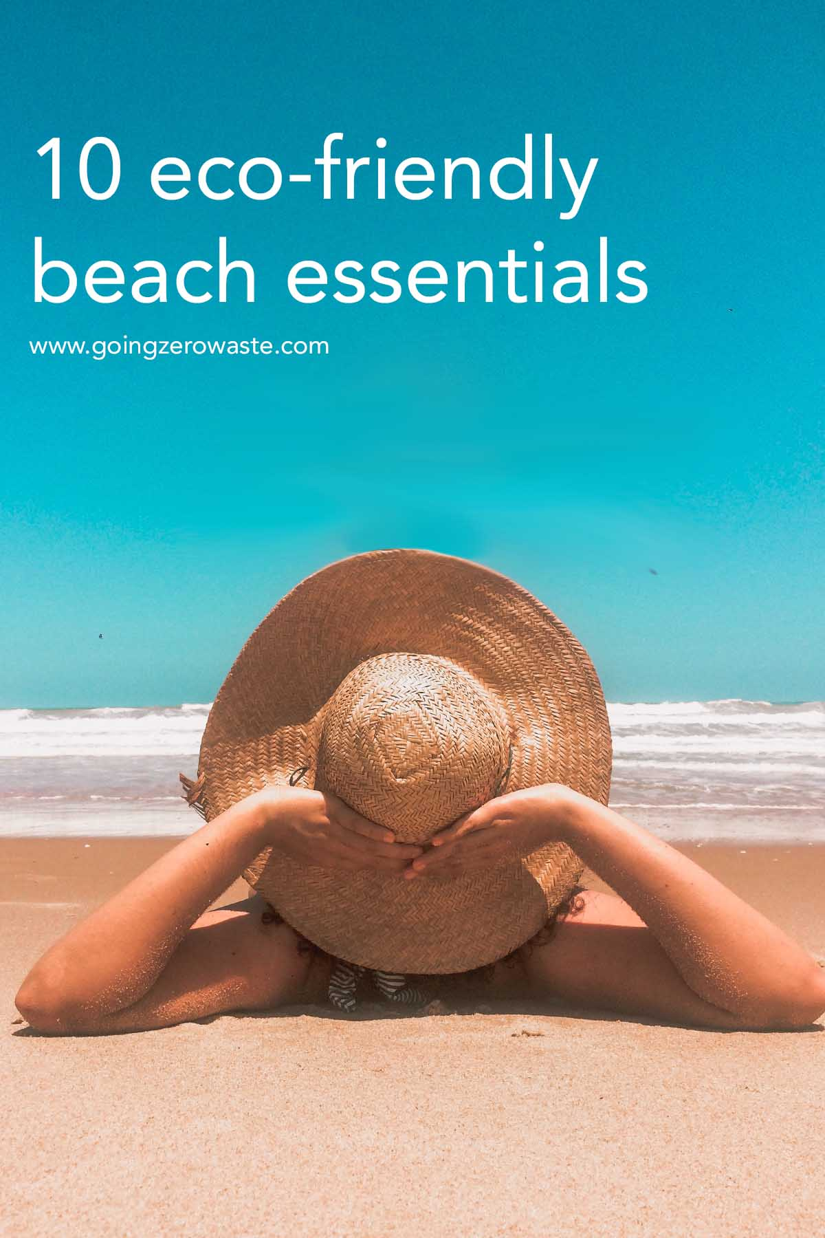 10 Eco-Friendly Beach Essentials