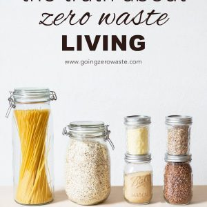 The Truth About Zero Waste Living