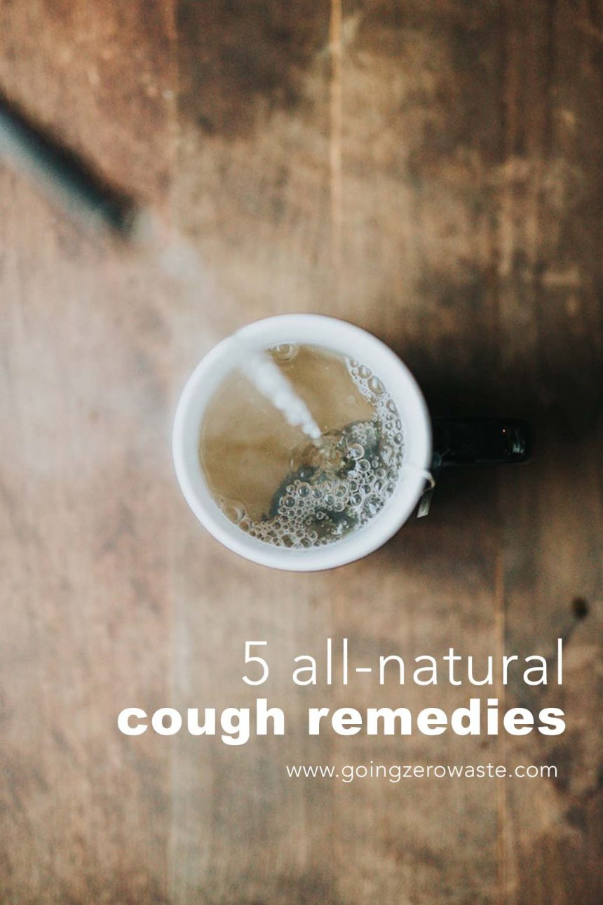 All-Natural Cough Remedies