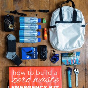 How to Build an Eco-Friendly Emergency Kit