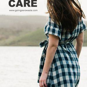 Zero Waste Hair Care