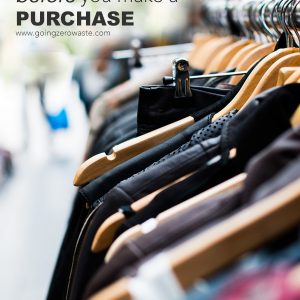 5 Questions to Ask Yourself Before Making a Purchase