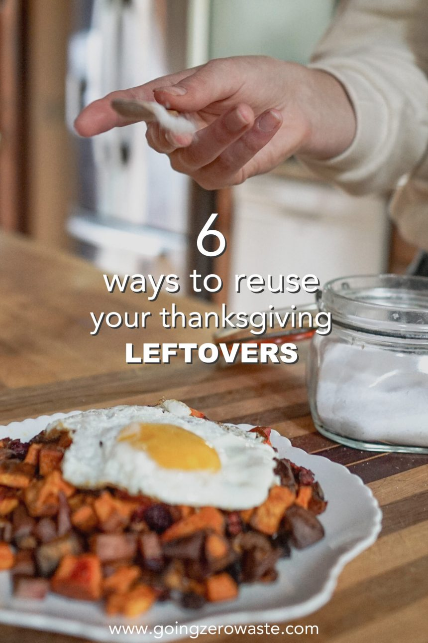 6 Ways to Use Your Thanksgiving Leftovers