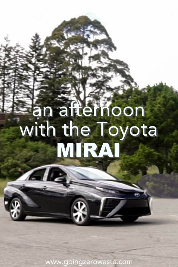 An Afternoon With the Toyota Mirai