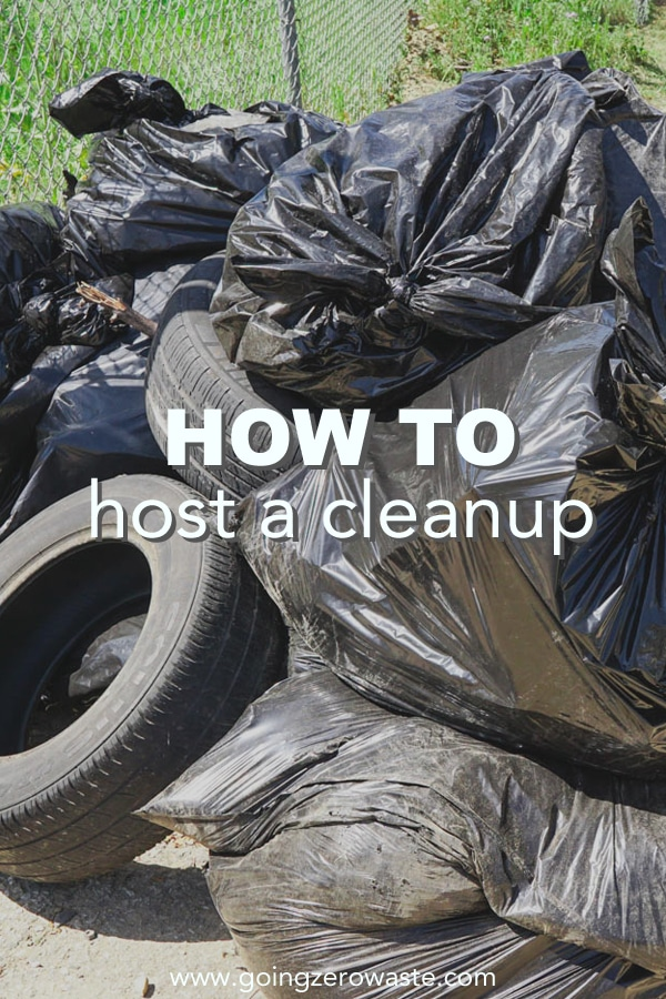 How to Host a Community Cleanup!