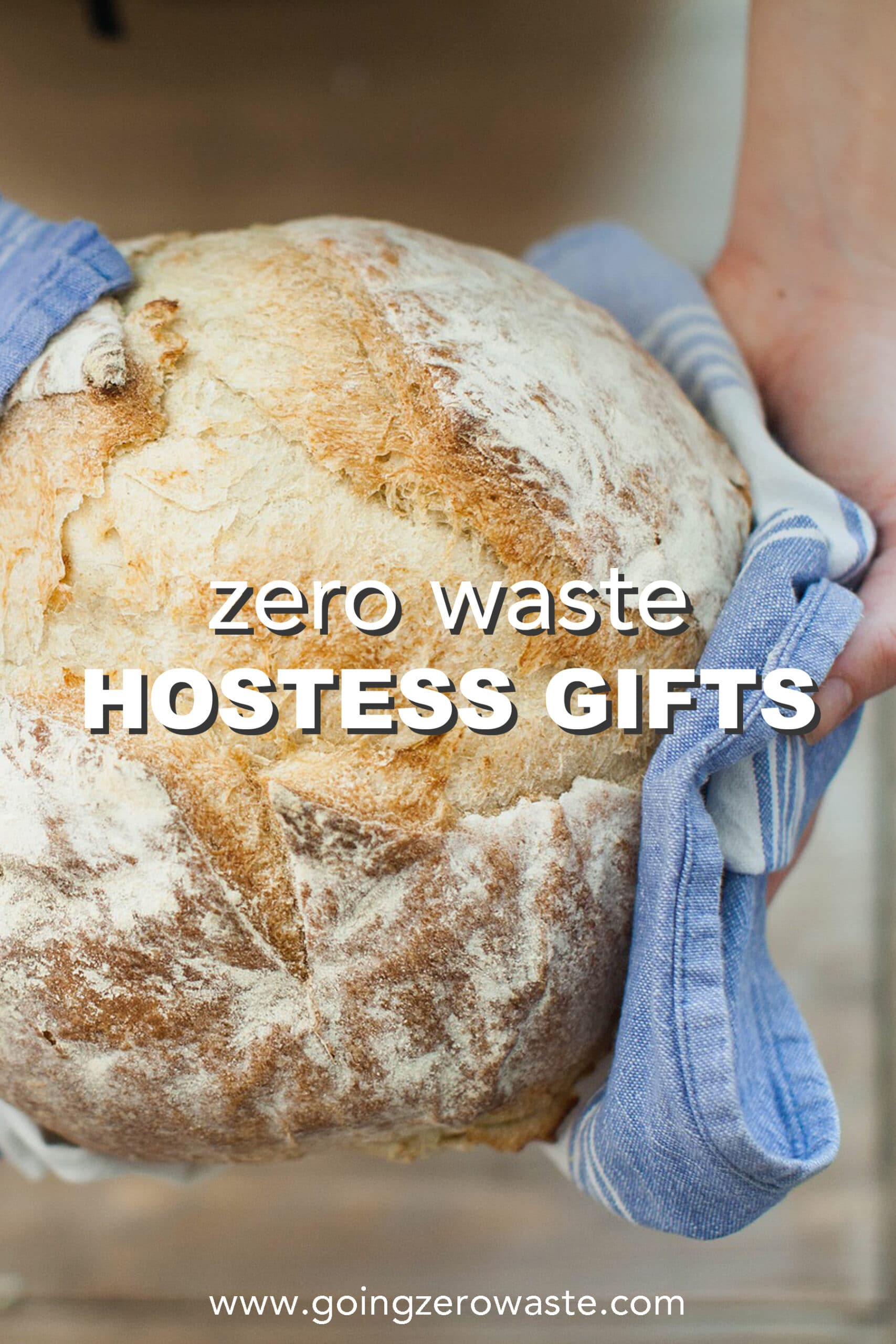 Zero Waste Hostess Gifts