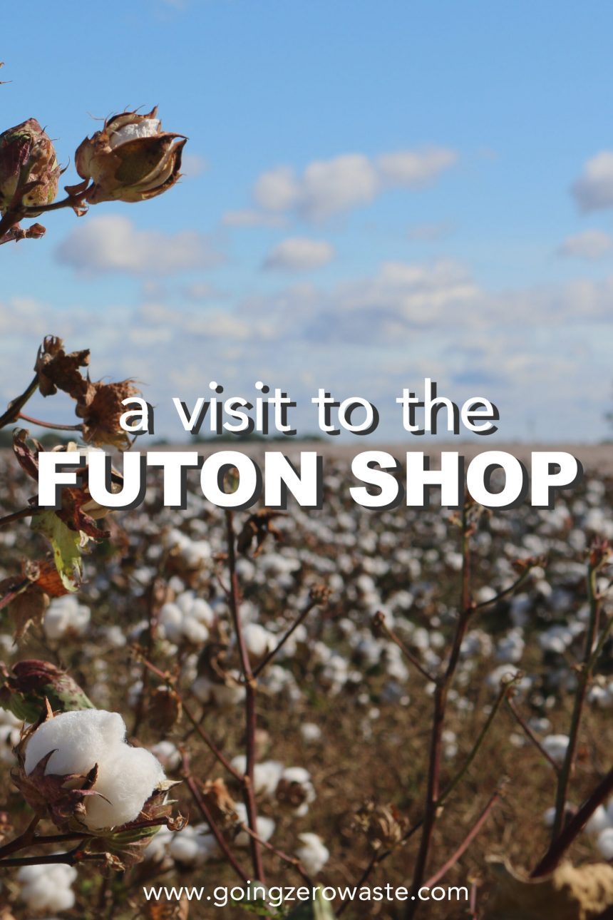 A Visit to The Futon Shop