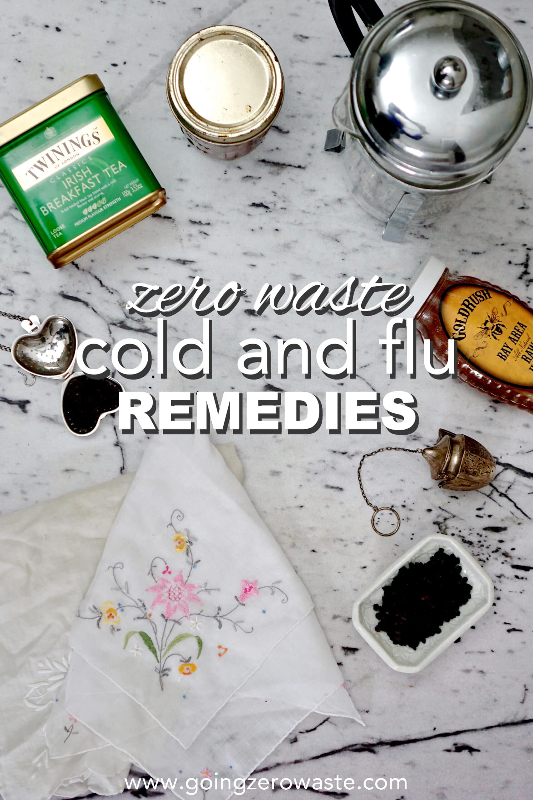 Zero Waste Cold and Flu Remedies