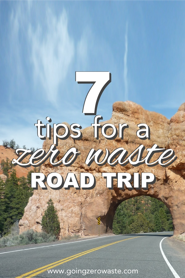 7 tips for a zero waste road trip