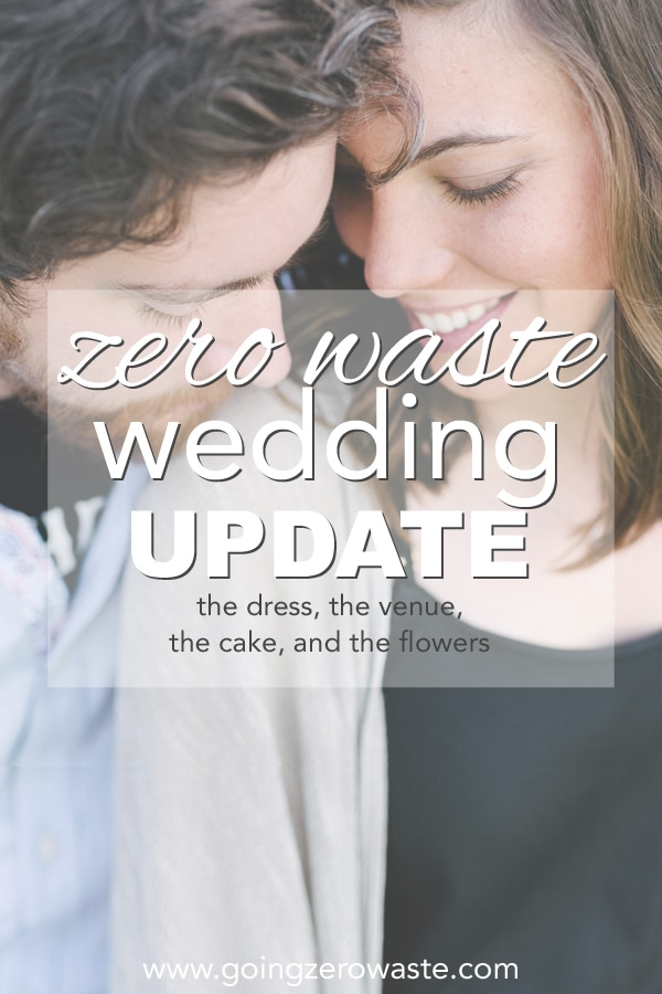 Zero Waste Wedding Update