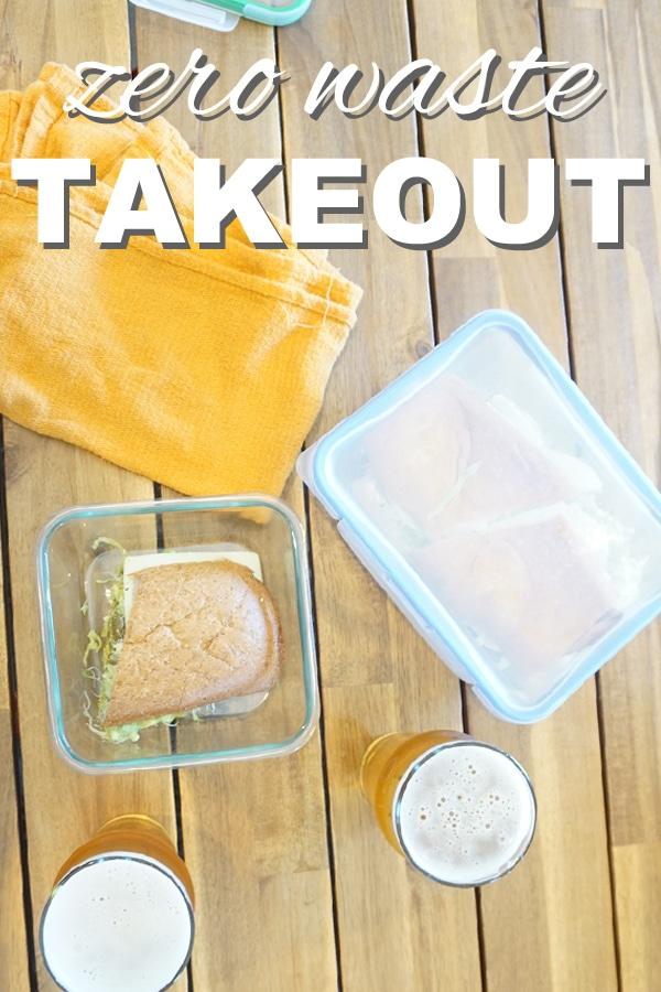 Zero Waste Takeout