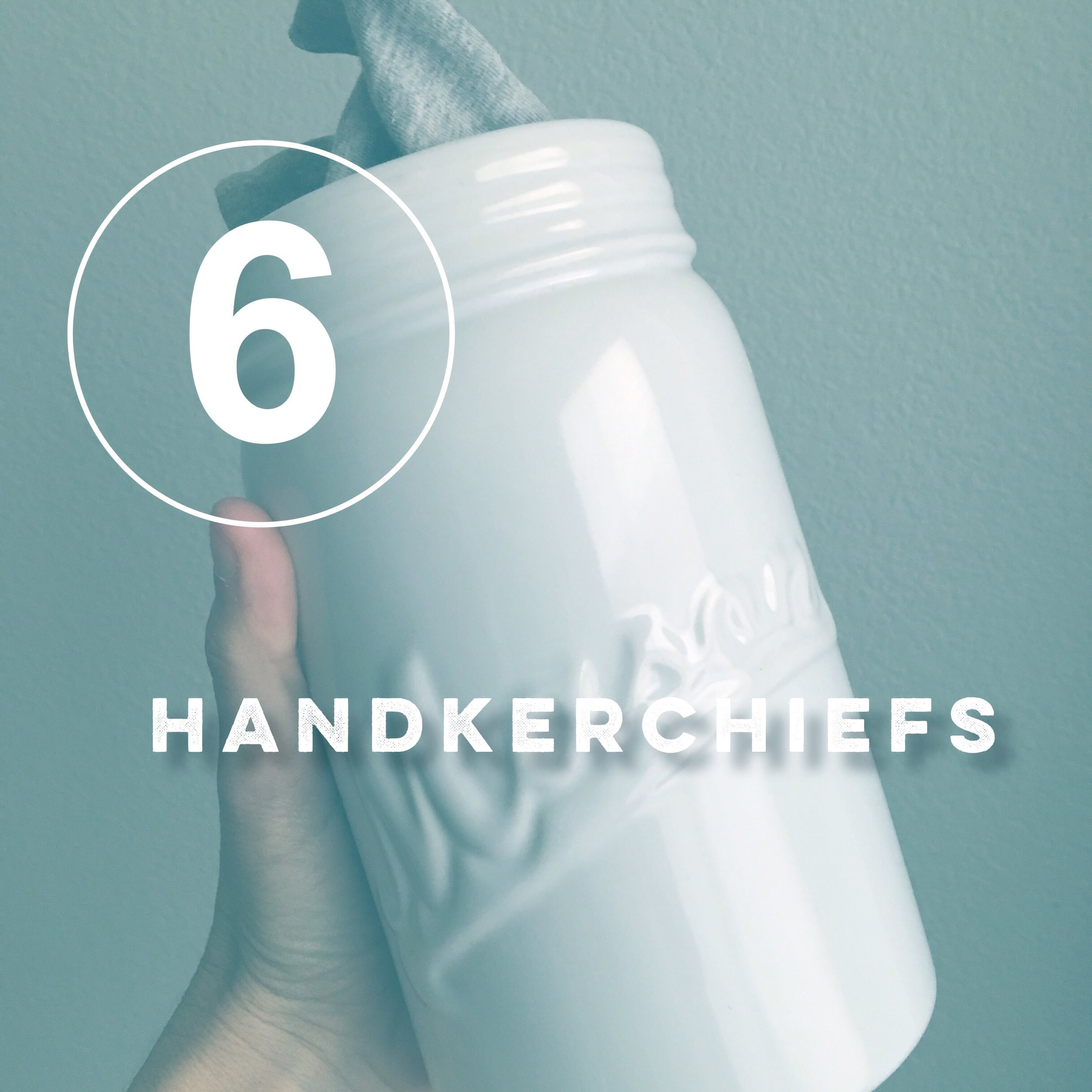 Tips for using a handkerchief