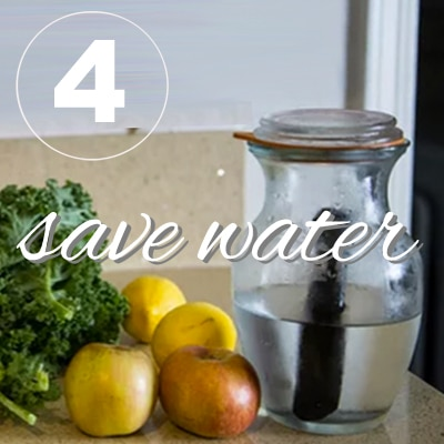 Zero Waste Challenge Day 4: Save Water