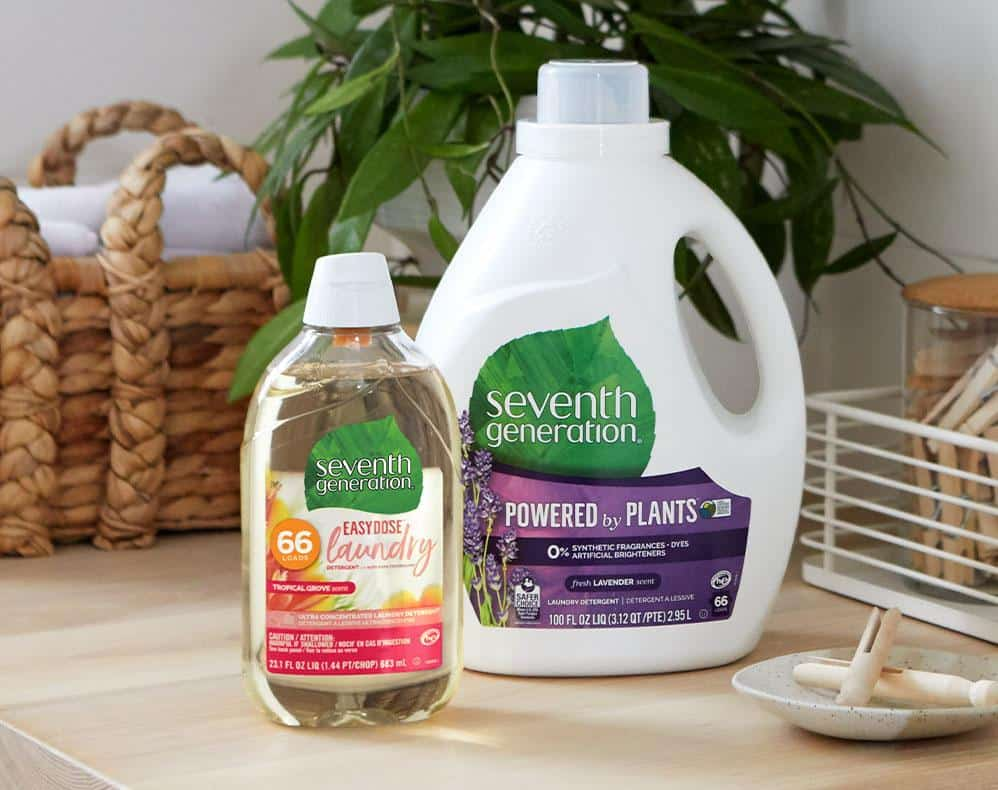 organic, all natural, eco friendly  7th generation cleaning products