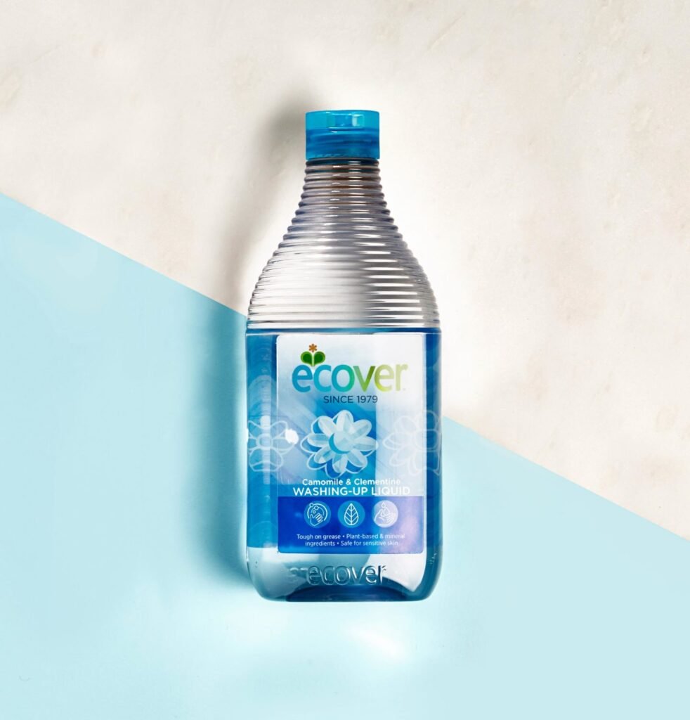 organic, all natural, eco friendly ecover dish soap