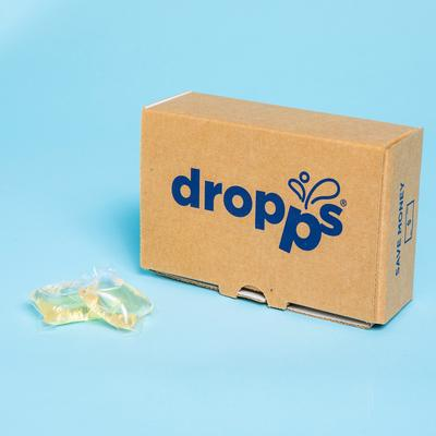 Dropps laundry detergent