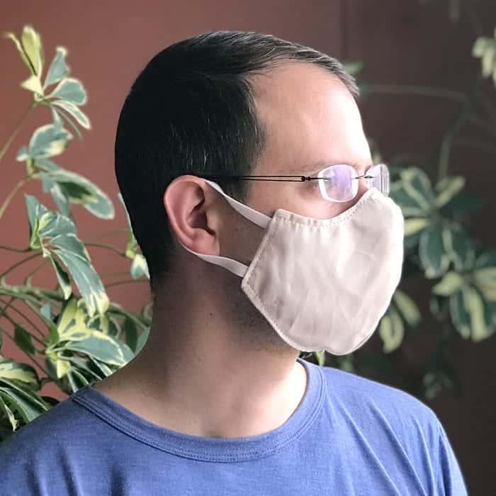 naturpedic washable face masks
